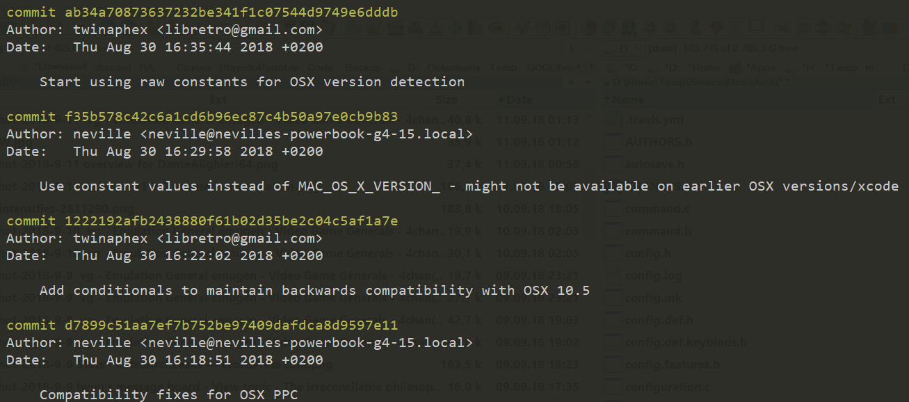 Retroarch and proprietary SDKs | RetroArchLeaks